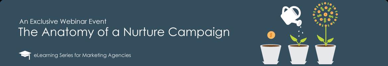Anatomy of a Nurture Campaign