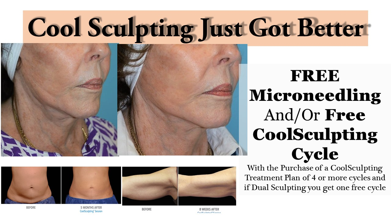 October Newsletter - 3 Ways CoolSculpting Just Got Better and Your Eyes CAN Lie img 2
