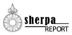 SherpaReport